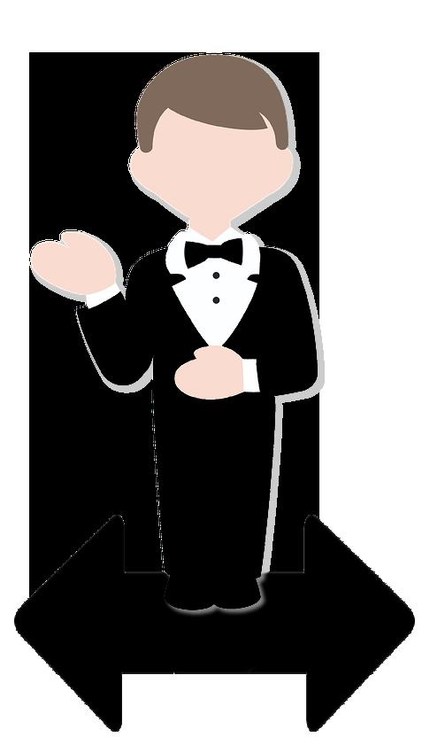 concierge arrow img