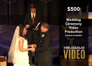 Half Off Wedding Ceremony offer
