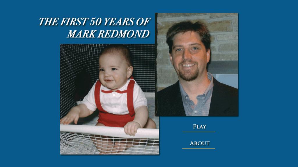 Mark-Redmond-Main-Menu