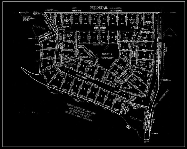 site_forestridge map